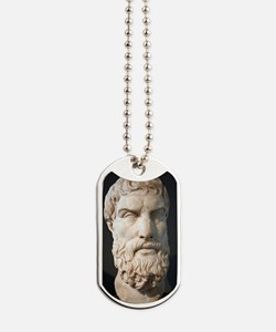 epicurus Dog Tags