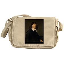 rene descarte Messenger Bag