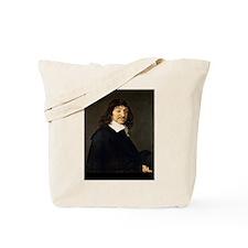 rene descarte Tote Bag