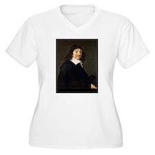 rene descarte Plus Size T-Shirt