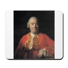 david hume Mousepad