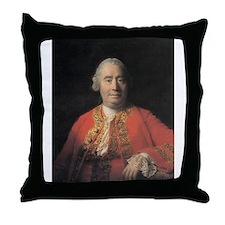 david hume Throw Pillow