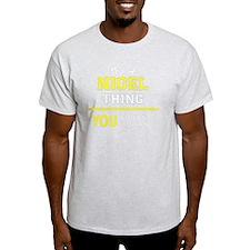 Cool Nigel T-Shirt