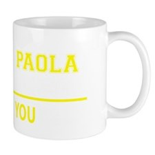 Unique Paola Mug