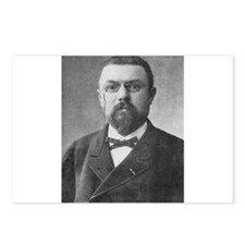 henri poincare Postcards (Package of 8)