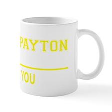 Funny Payton Mug