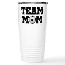 Cute Soccer mom Travel Mug