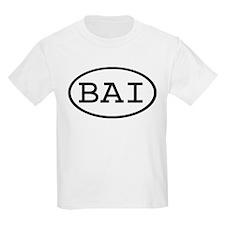 BAI Oval T-Shirt