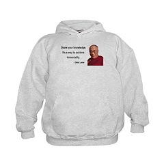 Dalai Lama 3 Hoodie