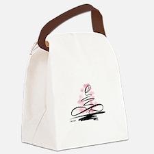 I am OM Canvas Lunch Bag
