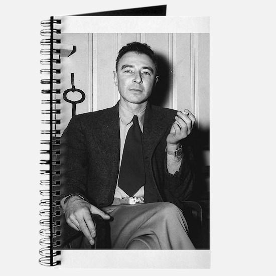 robert oppenheimer Journal