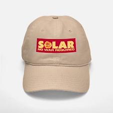 Solar - No War Required Baseball Baseball Cap