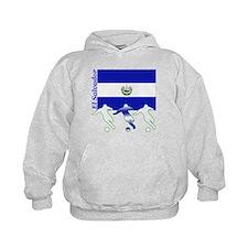El Salvador Soccer Hoodie