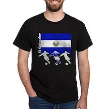 El Salvador Soccer T-Shirt