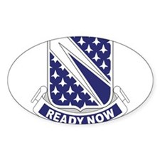 89th Cavalry Regiment Decal