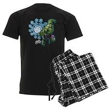 Holiday Hulk Pajamas