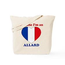 Allard, Valentine's Day Tote Bag