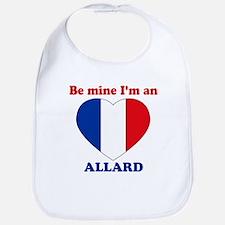Allard, Valentine's Day Bib