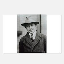 werner heisenberg Postcards (Package of 8)