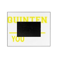 Funny Quinten Picture Frame