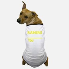 Cool Ramiro Dog T-Shirt