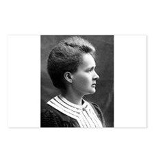 marie curie Postcards (Package of 8)