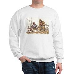 Grandpa and the Boy Sweatshirt