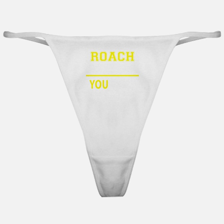 Cute Roach Classic Thong