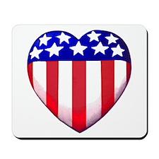 MY AMERICAN HEART Mousepad
