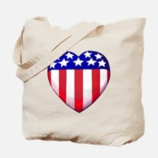 MY AMERICAN HEART Tote Bag