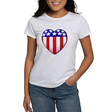 MY AMERICAN HEART Tee