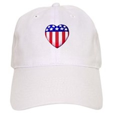 MY AMERICAN HEART Baseball Cap