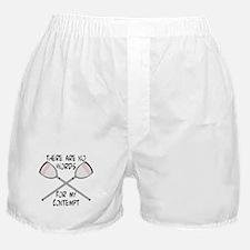 Lacrosse Contempt Boxer Shorts