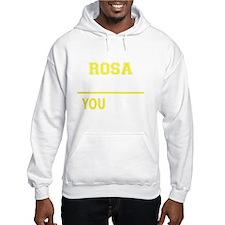 Rosa Hoodie Sweatshirt