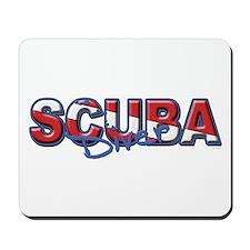 SCUBA Dive Mousepad