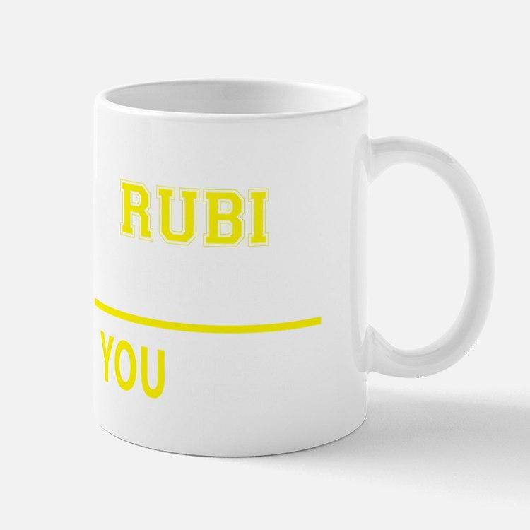 Cute Rubi Mug