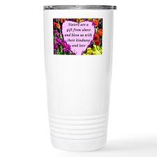 SISTER BLESSING Travel Mug
