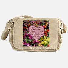 SISTER BLESSING Messenger Bag
