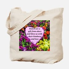 SISTER BLESSING Tote Bag
