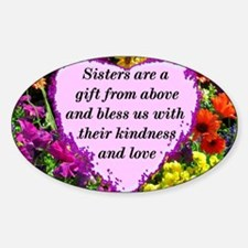 SISTER BLESSING Decal
