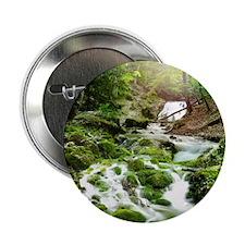 "Woodland Stream 2.25"" Button (10 pack)"