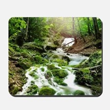 Woodland Stream Mousepad