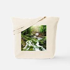 Woodland Stream Tote Bag