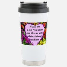 NIECE BLESSING Stainless Steel Travel Mug