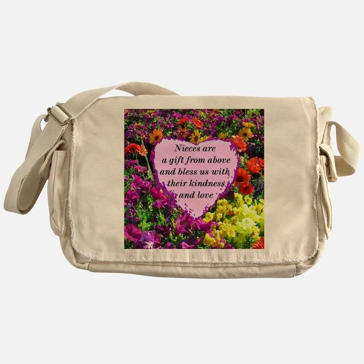 NIECE BLESSING Messenger Bag