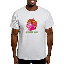 Shalom Y'all Dreidel T-Shirt