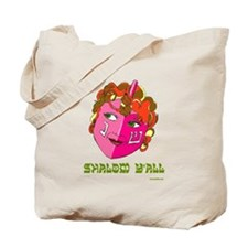 Shalom Y'all Dreidel Tote Bag