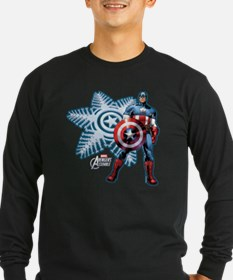 Holiday Captain America T