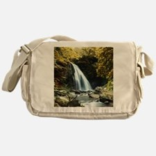 Woodland Waterfall Messenger Bag
