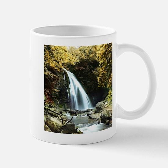 Woodland Waterfall Mugs